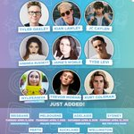#AmplifyLIVE by @rimmellondonau 2016! 💜💙  Where are we seeing you?! https://t.co/xarXqmGW42