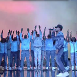 """CHI-TOWN STAND UP. Watch Kanye West and @chancetherapper perform """"Ultra Light Beams"""": https://t.co/FHCeos3s3N https://t.co/gCbzcjTbVW"""