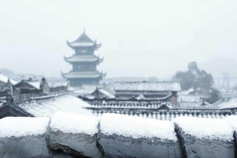 借图来赏这一场雪,我家阆中 https://t.co/JcXBaCdsAY