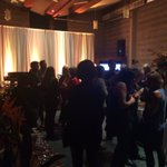 At the @lukefestevent reception. Super excited about tonights show! #yyjevents https://t.co/hXPbVp0pf2