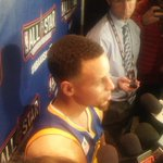 #StephenCurry just told reporters that was his last 3-Point Contest. #LetsGoWarriorsLive #Warriors https://t.co/ylpAE7Uyf1