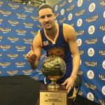 Great night for the new 3 point shootout champion Klay Thompson #warriors https://t.co/HGJSCtXvU7
