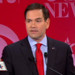 JUST IN: Rubio: WTC came down because Bill Clinton didnt kill Osama when he had the chance https://t.co/l7gVcP2EhX https://t.co/XjhSWHMp7x