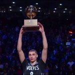 Zach Lavine. Back to Back dunk contest champion https://t.co/59R30Gd0U7