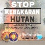 STOP KEBAKARAN HUTAN 🚒 https://t.co/leE3YEMZnV