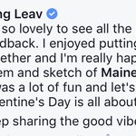 Thank you @langleav for turning a meaningful, happy accident into equally beautiful words. ☺️ #VoteMaineFPP #KCA https://t.co/uMJF2AR0ij