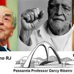 #CampeãsRJ No ano do centenário do Samba, 1 singela homenagem ao idealizadores do sambódromo https://t.co/llDSiEfDMC