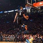 Zach LaVine and Aaron Gordon wage epic battle in NBA dunk contest https://t.co/SvqUKA4aAa https://t.co/J9qfaH0oGx
