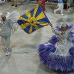 """""""@TVBrasil: Mestre-sala e porta-bandeira da Unidos da Tijuca, agora na Sapucaí na @TVBrasil TV Brasil #CampeãsRJ https://t.co/Z1xTBK2nCp"""""""