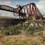 Danny MacAskill plans stunt video on Forth Rail Bridge: https://t.co/48ET2tinHn https://t.co/hqgI8Ym6YL