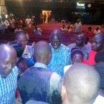 FDCs @kizzabesigye1 at @watoto church central this morning. #UgandaDecides Photos: Abubaker Lubowa https://t.co/xprbxqqbvZ