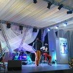 The Lionel Richie of Uganda #RichardKaweesa reminding us all that Jesus is our real love ,this Valz. @mavunokampala https://t.co/GFrcoXz4xI