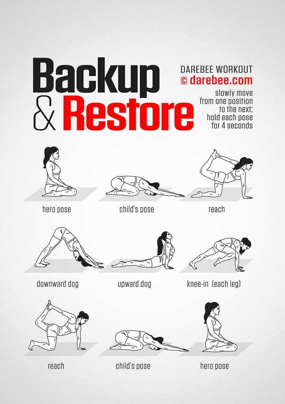 """Domingos de """"No gym? No problem!"""" Hoy una rutina de estiramientos para mejorar la salud de tu espalda https://t.co/PmJPg5Ca54"""