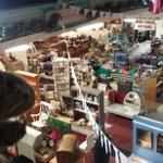 #Yadel checking out some stalls in #TheRegentBlackpool #Blackpool #Lancashire #FY13NX #BlackpoolsBestKeptSecret https://t.co/C76U2fi71c