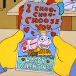 """""""You choo-choo choose me?"""" #ValentinesDay https://t.co/DtGVPSscfZ"""