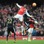 FT Arsenal 2-1 Leicester Danny Welbeck wins it in his first game since April https://t.co/EQrCuhnezh #AFCvLCFC https://t.co/axyyw7L5uN