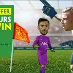 Man City v Spurs Get Spurs to win @ 12/1 https://t.co/i3A8mAb8ZQ #ffscomm https://t.co/4Yiqi1F8LX