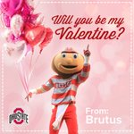 Any takers? ???? Happy #ValentinesDay! #GoBucks ❤️???? https://t.co/3RkxSskmW0