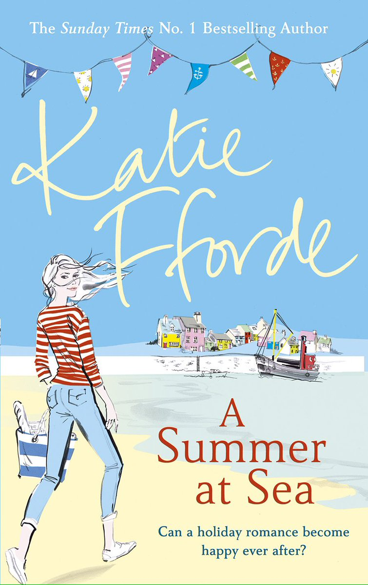 Win a copy of @KatieFforde's lovely new book #ASummerAtSea https://t.co/3BSqCTVoc7 https://t.co/00bif8PTJQ