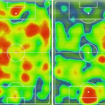 Arsenal on the left, Leicester on the right https://t.co/dvMX7CzS1B #AFCvLCFC #ARSLEI https://t.co/UsGjlD5Nwu