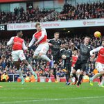 Ten months out, seven minutes back, three touches, one vital, vital goal... its Danny Welbeck! #AFCvLCFC https://t.co/BtclQqRUBr