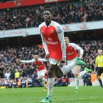 """Wenger: """"Danny Welbeck is a great player and everybody is extremely happy for him."""" #AFCvLCFC https://t.co/DmMfLf899E"""
