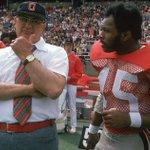 Happy birthday to the one and only Wayne Woodrow Hayes! #GoBucks #RIPWoody https://t.co/gGCSGrtZKd