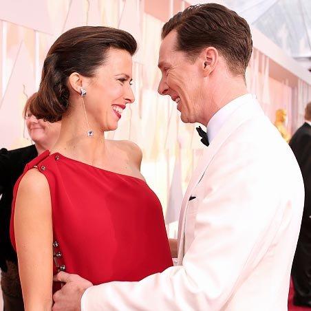 Happy one-year anniversary, Benedict Cumberbatch and Sophie Hunter! https://t.co/5h6iwwrdQ1 https://t.co/NMfdikuVlI