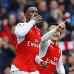 """Wenger: """"All of the players chanted his name [Welbeck] when he went back into the dressing room!"""" https://t.co/3Jqb5SWP2H"""