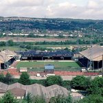 Leeds Road, Huddersfield #htafc #Huddersfield #Stadiums https://t.co/YciuOlR6bS