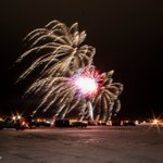 Fantastic display!! Fireworks on Little Detroit Lake for Polar Fest 2016! Credit: Chris Olson https://t.co/cnfW2cBJEB