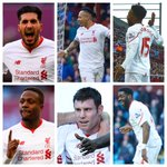 Six different #LFC scorers today! Whose goal was your favourite? https://t.co/rzfVk6it0c