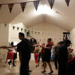 30s/40s/50s night at St Philips in full swing. #Hove https://t.co/ujB7TzNQGH