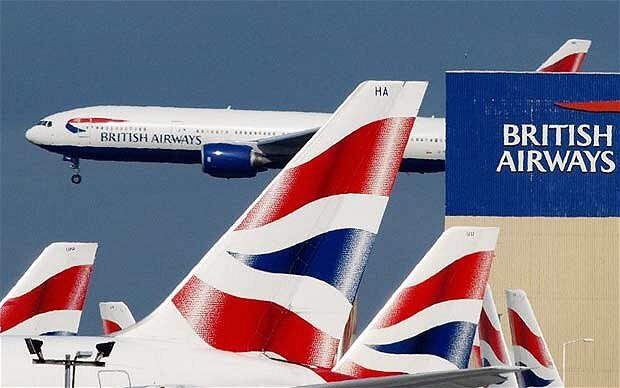 Older British Airways staff face pension drop of up to 15pc