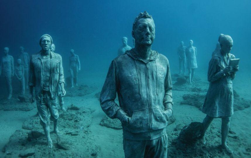 עוצר נשימה: הצצה מיוחדת למוזיאון התת מימי הראשון באירופה. צפו >> https://t.co/xKUehREhWk https://t.co/FeubqHMcJw