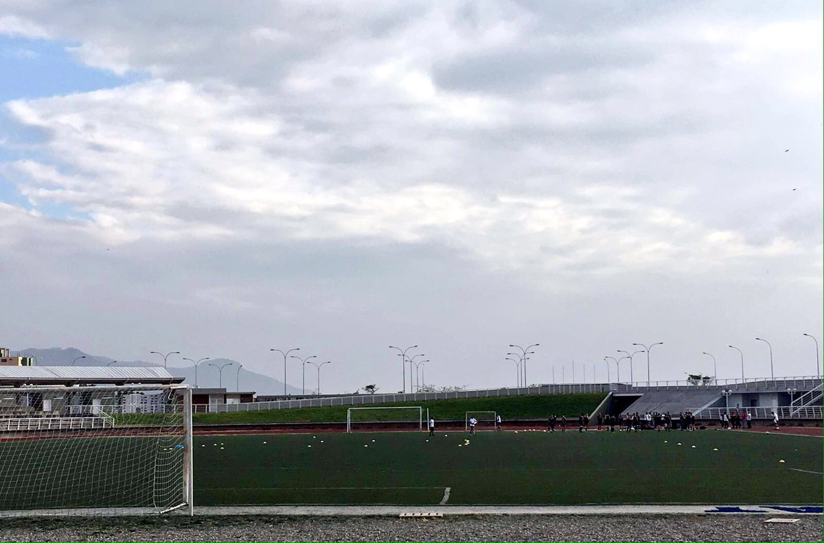 Olimpia de Paraguay ya en San Cristóbal para enfrentar al @DvoTachira este martes.    @ClasicodlFutbol  https://t.co/pRq0WehpoX