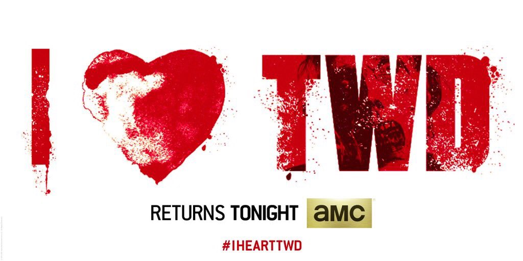 Returns tonight #TheWalkingDead https://t.co/HxkegYOyXV