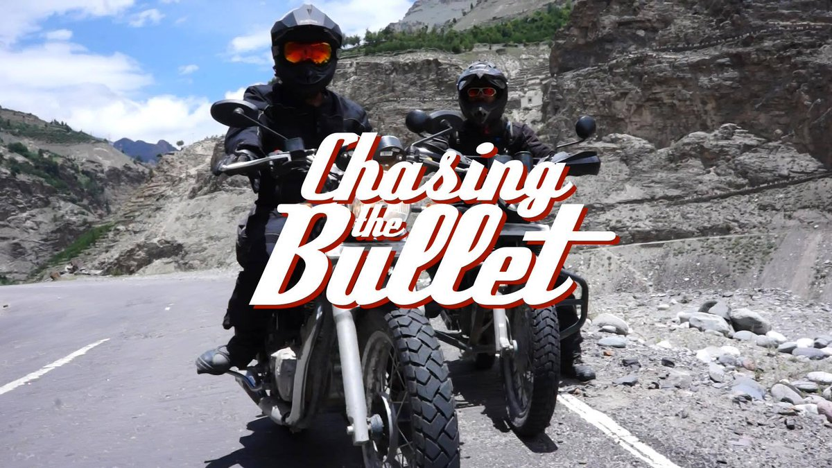 Chasing the Bullet - the @royalenfield documentary is now live...  https://t.co/YeGnleCqCc via @PrometheanLiver https://t.co/KyiIls8jwz