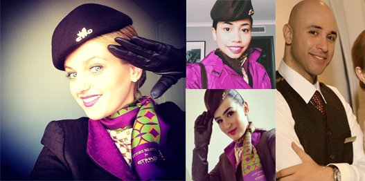 Follow us on Pinterest to keep up to date with our CabinCrew's global adventures: