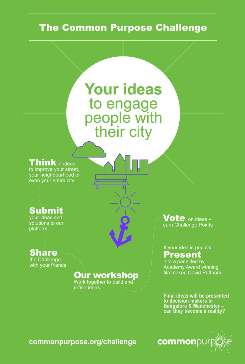 Do you want to make your city a better place to work & live? Submit an idea: https://t.co/izv487BU17 #EngageMyCity https://t.co/sr0tnZ7m05