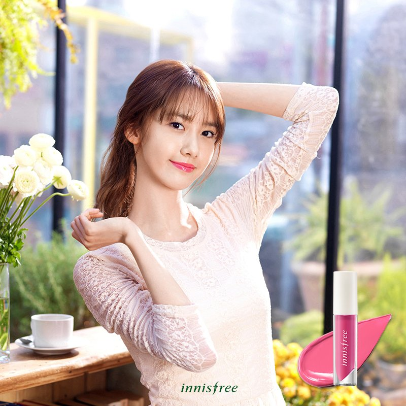 "SNSD Yoona  for ""innisfree"" Promotion https://t.co/3tNP2pIhPi"