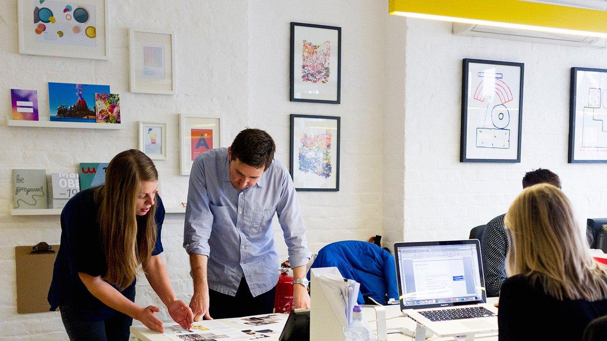 A blog post for students & graduates: 'How to start a design studio'. Please share! https://t.co/9qE23Tk9Lt https://t.co/kd5MOmrbJa