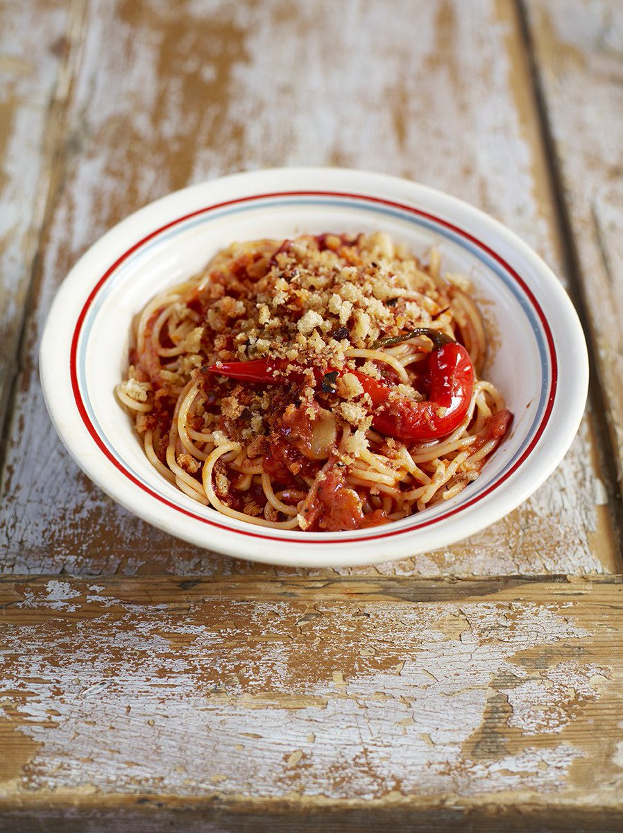 As featured in @JamieMagazine, today's #RecipeofTheDay is a double whammy #arrabbiata: https://t.co/POeRKJrKAv https://t.co/sBRhZchOiv