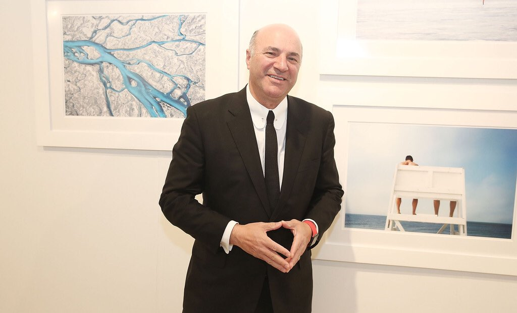 @kevinolearytv was in Miami for his first international photo exhibit @ArtWynwood. More on https://t.co/3l7YUVXJRS https://t.co/sP4jWHhwwJ