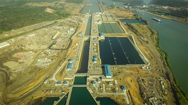 Testing Of New Panama Canal Locks Carried Out Successfully - Marine Insight https://t.co/JVJX2UJbs8 https://t.co/7wMwRvLExq
