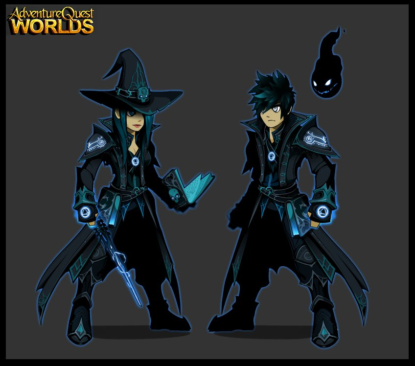 Female dark caster is done. Working with a new face and head for the female version https://t.co/D2J9q0T2ve