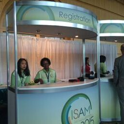 We have some amazing companies scheduled to exhibit at ISAM2016. Will yours be one of them?