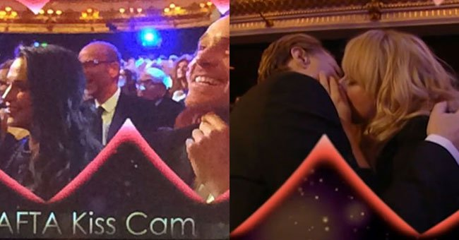 See the BAFTA moment so awkward it was CUT from BBC One's broadcast...