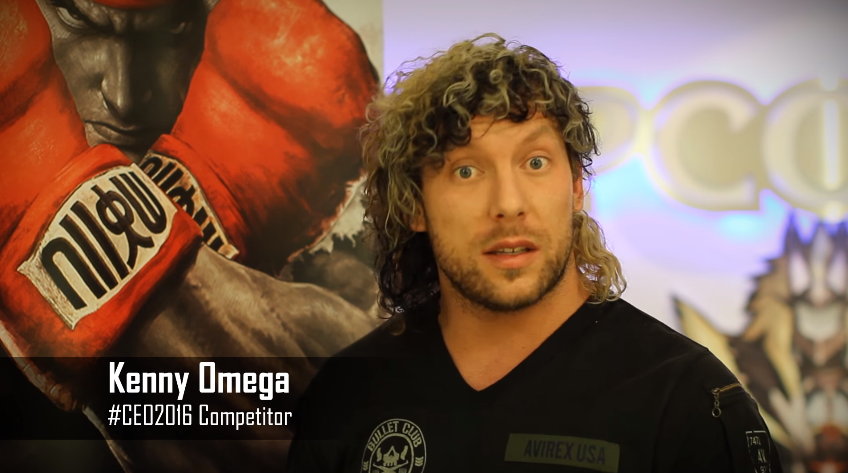 Kenny Omega is coming to CEO 2016: https://t.co/HkIF13t5fb https://t.co/0mOWOC28Tw