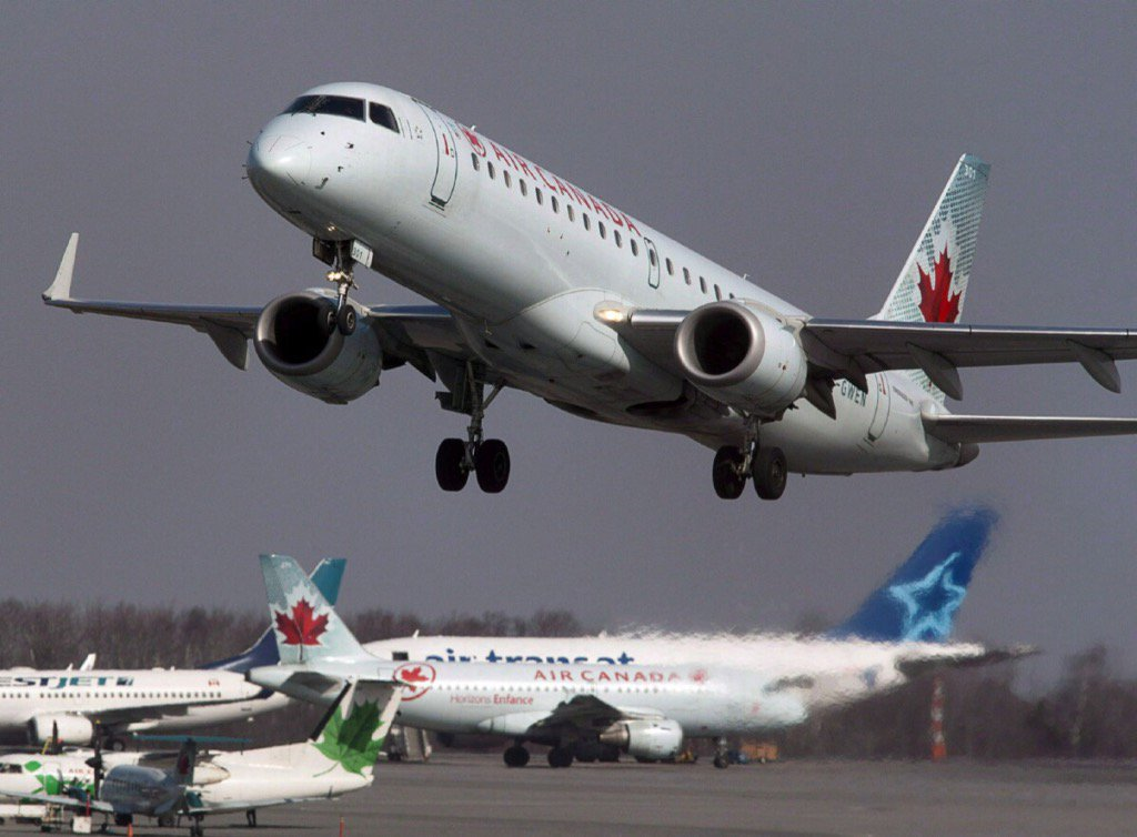 Airlines should be able to exchange info on unruly passengers, Air Canada says